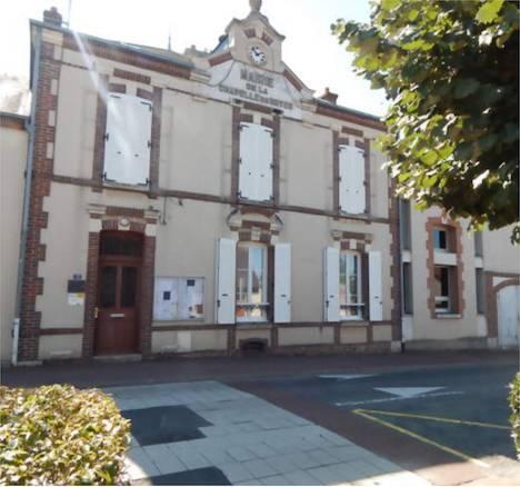 Mairie de La Chapelle-du-Noyer
