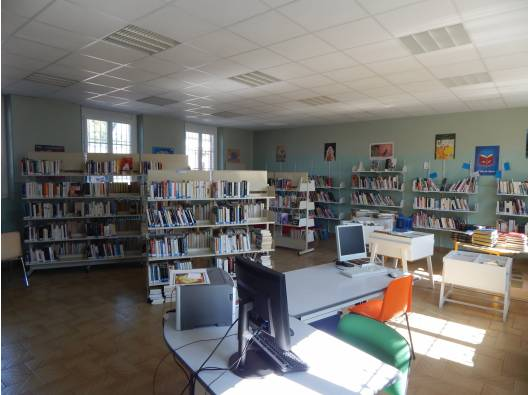 Bibliothèque de la Chapelle-du-Noyer