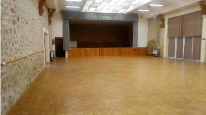 Salle polyvalente de la Chapelle-du-Noyer