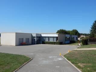 Cour école primaire la Chapelle-du-Noyer