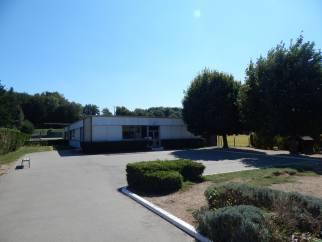 Cour école maternelle la Chapelle-du-Noyer