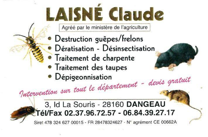 Contact LAISNÉ Claude